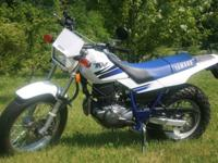 2002 YAMAHA TW2OO ENDURO SPORT BIKE ~ STREET OR DIRT ~~