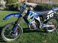 2006 YZ250F, Original Owner, low hours, Runs like a