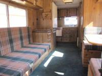 1977 Mini Fan Coach Class C RV. 21ft, this little