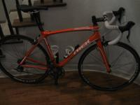 Looking to sell my 2009 Trek Project 1 5.2 Madone, size