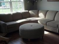 I have a sectional I will sell for $2,000.00. I paid