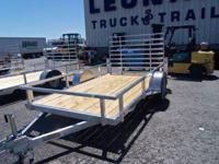 Stock 18164 Type Code UT Type Utility Trailer Year 2012