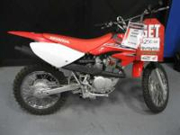 1 New 2009 Honda Crf 80F. @Cycles128. Great Christmas
