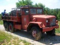 I have a 6x6 2.5 ton military deuce truck that I'm