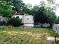 This 2 bedroom 1 bath home is 900 sq ft and it sits on