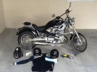 1998 BMW R1200c. The bike is in immaculate condition,