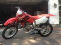 I have a 2001 honda xr im looking to sell.Runs well and