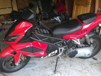 This bike is for sale for $2100.00 and it is so much