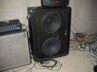 i have a 2 15 bass cabinet with 2 carvin's in it.