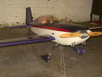 Giant Extra 330L large scale radio controlled model