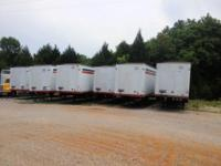 We have (2)1995 HYUNDAI 48' X 102 Storage Trailers