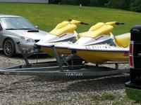 I have for sale 2 1995 Sea Doo XP's with trailer. Last