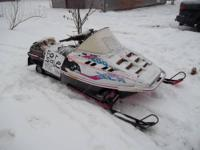 2 1997 SLEDS both stored INSIDE AND IN EXCELLENT
