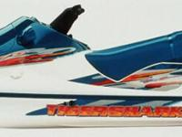 I have a matching pair of 1998 Tigershark Jet skis. As
