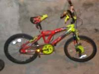 2 very nice bikes $40 each FIRM .. call  Location: