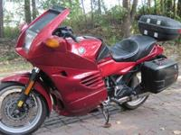 1994 BMW K-1100 RS91,700 miles. New rear tire. Front