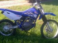 I am selling my TTR-125. It is in great condition and
