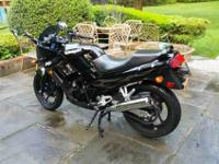 Up for sale is a 2006 kawasaki ninja 250 (This was the