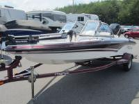 2006 Procraft 170 Combo Fish/Ski RigThis is a Very Nice