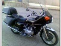 For Sale or Trade... Vintage 1978 Honda Goldwing
