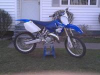 2008 YZ 125 Bought as a left over in 2009, got off of a