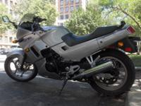I'm selling my 2007 Kawasaki Ninja 250 for $2200. It