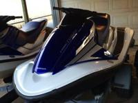 I have 2 2005 honda aquatrax two seater jetskis for