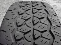1 - 245/65/17 -- BFGoodrich Rugged Trail T/A - $55