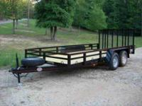 amp quot Brand New amp quot Trailer Measures six feet 6