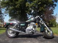 Up for sale is a 2001 Suzuki GZ 250 with a clean and