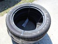 Im selling 2 used goodyear eagle tires both 265/50/19