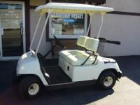 2005 Yamaha G22E 48 Volt Electric Golf Cart with Brand