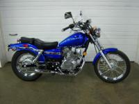 Blue 2009 Honda Rebel now available for sale. The