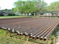 GOOD QUALITY #1 USED OILFIELD PIPE TRUCKLOAD PRICES 2