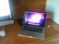 Macbook pro for sale. In great condition! New i5