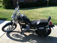 2006 Suzuki Boulevard S40 650CC with only 5,400 miles