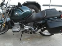 1996 BMW R850R Boxer Oiler Engine. Limited production