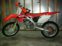 2006 Honda CRF250R $2300 (or reasonable offer)This bike