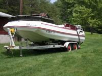 I have a nice 1978 Viking Deck Boat. Has a 4.3 V6 that