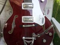 "2005 Gretsch Prototype 6119 ""Tennessee Rose"" Guitar is"