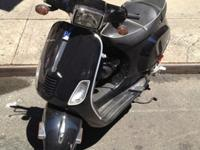 I'm selling my Piaggio Vespa s 50 from 2009 only 978
