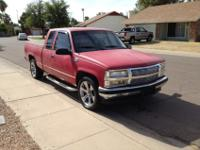 1991 Chevy Silverado for sale , $2350.00 firm , clean