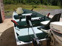 Great boat, perfect for fishing or for a fun day at the
