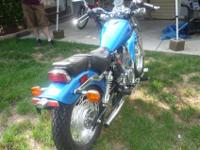 I am selling my 2009 Honda Rebel. It has a 250cc motor