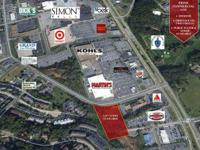 2.42 acres zoned B2 with frontage on 2 streets - Evelyn