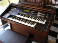 Technics GN 9 digital organ ** Easy to play * *