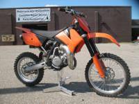 2009 KTM 105 SXRobust, light and the measure of all