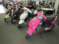 2012 GENUINE SCOOTER BUDDY (125 CC), Pink, the best