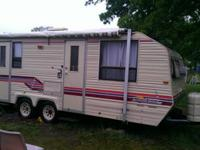 Looking to sell asap to purchase a larger camper to
