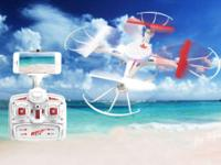 This Is Our Amazing 2.4G 5 Channel RC QuadCopter